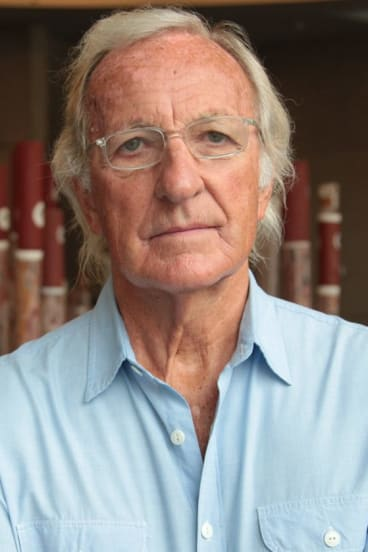 'Cruel and insensitive to laud Morrison's connection to the school': John Pilger, a Sydney Boys High School old boy.