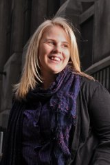 Melbourne Writers Festival director Lisa Dempster.