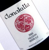 Mr Abbott's office had a preference for Clonakilla's Hilltops shiraz.
