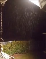 Precipitation falls at Stanthorpe. Is it snow or sleet?