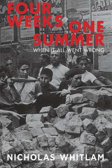 <i>Four Weeks One Summer</i>, by Nicholas Whitlam.