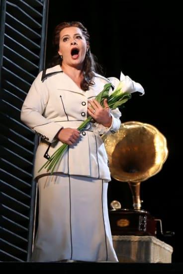 Lianna Haroutounian stepped in after Tamar Iveri left Opera Australia's production of <i>Otello</i>.