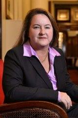 Liberal MP Mary Wooldridge.