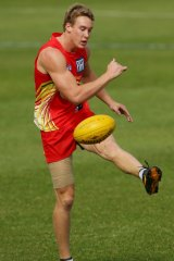 Tom Lynch is the first player suspended in 2015.