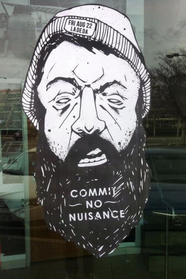 Canberra art collective Commit No Nuisance will decorate the Groovin the Moo festival.