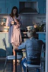 Maryana Spivak and Matvey Novikov play a mother and son in the award-winning <i>Loveless</I>.