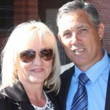 Murder charge: Vesna Crnobrnja is dead and her husband Zoran has been charged with her murder.