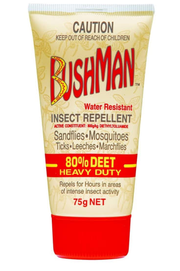 Insect repellent manufacturer Bushman has become a sponsor of the Australian Olympic team heading to Rio.