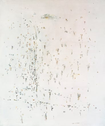 You Yangs landscape, 1967, oil on canvas.