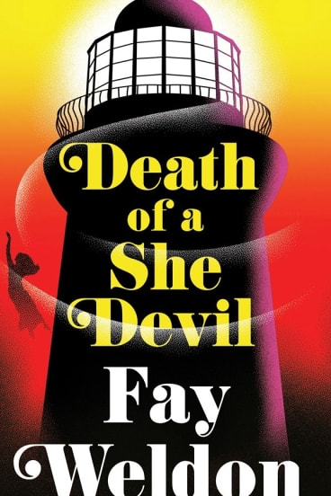 'Death of a She Devil' by Fay Weldon.