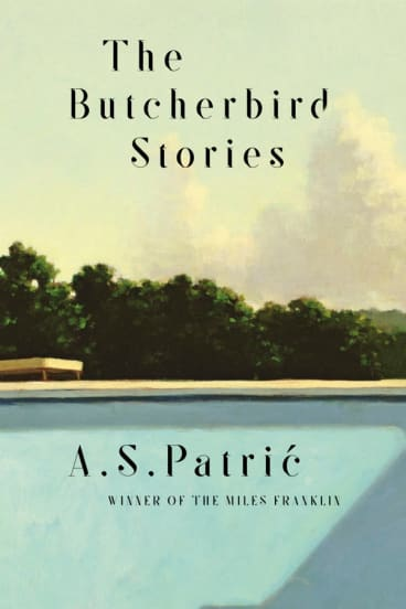 The Butcherbird Stories by A.S. Patric.