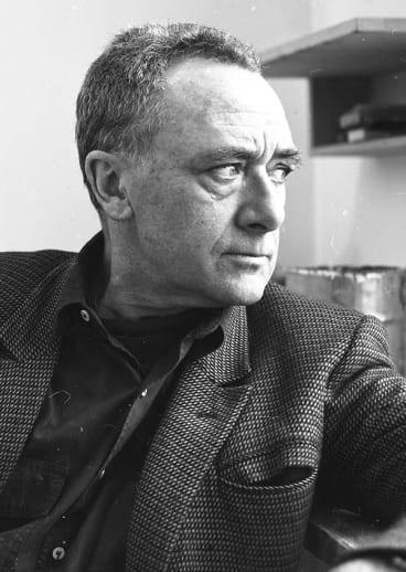 Gerhard Richter in 1993.