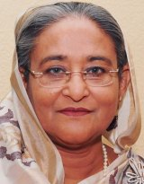 "Prime minister of Bangladesh Sheikh Hasina has accused asylum seekers of ""tainting the image of the country""."