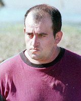 Michael Cardamone pictured in 1998.