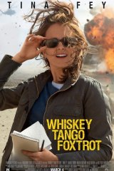 <i>Whiskey Tango Foxtrot</i> movie poster.