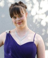 Olivia hopes to bring the lives of people with Down syndrome into the mainstream, or maybe bring the mainstream to them.