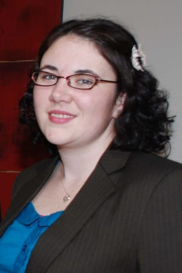 Elected: Sarah Avery is the new ACT Law Society president.