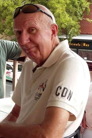 Peter Hofmanm was killed in his car at Maroubra.