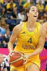 Jenna O'Hea is returning from Europe to play the Boomers.