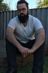 Triple J petition author Luke Cripps, 23.