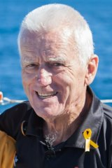 Col Reynolds OAM is the founder of The Kids Cancer Project, a charity dedicated to funding research.