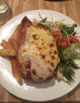 "The Shaftston Hotel's ""Shane Watson"" of parmigianas - all the ingredients were right but it just fell short of excellence."