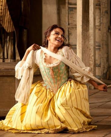 Danielle de Niese in The Marriage of Figaro.