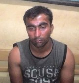 Pakistani asylum seeker Zubair Hassan Bhatti.