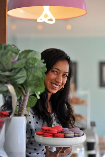 Natasha Shan is Canberra's latest MasterChef contestant.