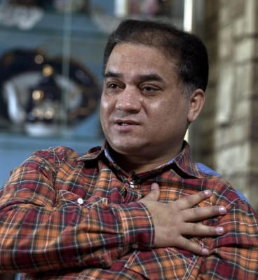Arrested: Uighur scholar Ilham Tohti. DFAT deputy secretary Gillian Bird would not be drawn into comment on his detention.