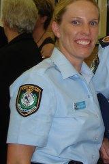 Constable Karen Lowden.