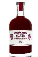 McHenry's Sloe Gin.