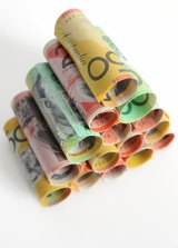 The net worth of every man woman and child in the country stood at almost $387,000, according to CommSec.