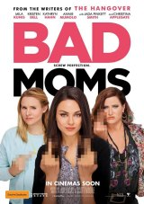 Member for Moreton Graham Perrett is angry about the advertising campaign for Bad Moms.