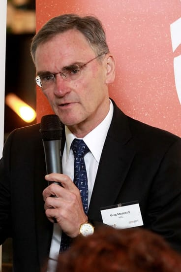 'This is a bit of paradise, Australia, for white collar,' ASIC boss Greg Medcraft said on Tuesday, before hosing down his comments a day later.