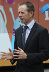 The Greens'  Shane Rattenbury fought a lone battle against the changes.