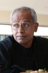 Sydney-based former banker turned financial commentator, Satyajit Das.