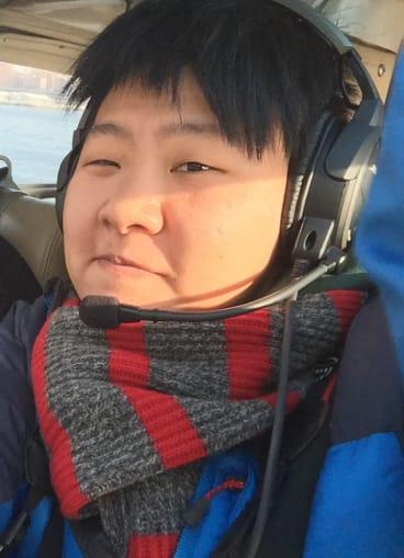 Targeted: Yu Qing Li.