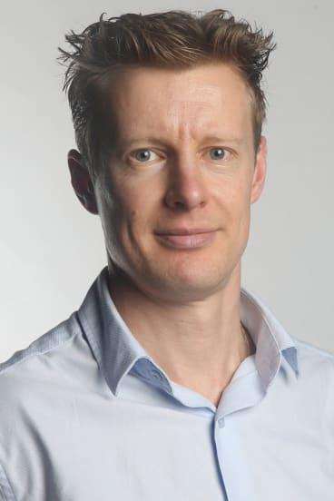Adrian Proszenko won a Walkley for sports journalism.
