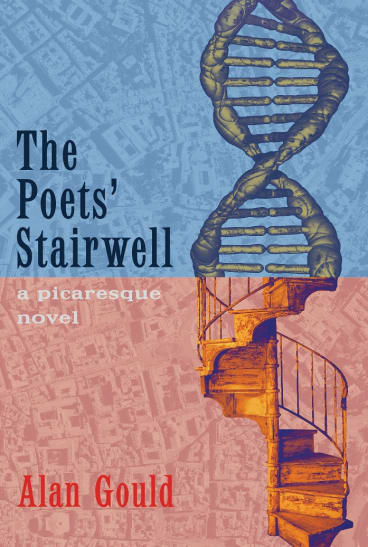 <i>The Poets' Stairwell</i>, by Alan Gould.