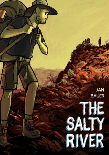 The Salty River, by Jan Bauer