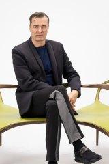 Patrik Schumacher now heads Zaha Hadid Architects.