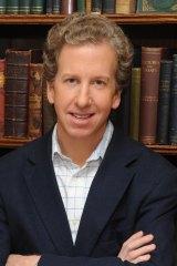 <b>Charlie Lovett:</b> writes books about rare books.
