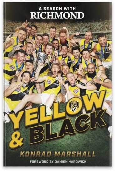 Yellow & Black by Konrad Marshall.