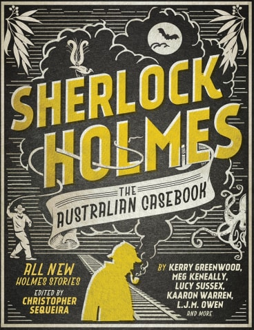 Cover of Sherlock Holmes: Australian Casebook.
