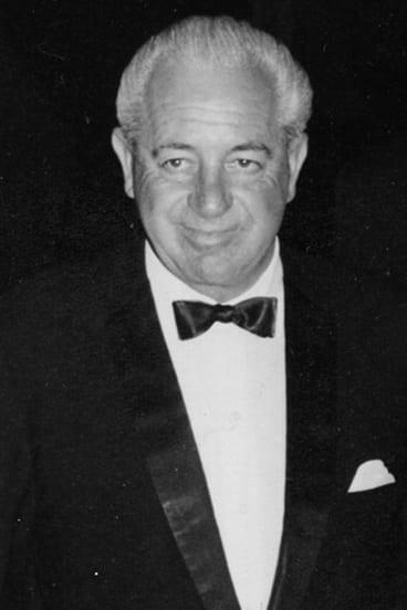 Mysterious: Former prime minister Harold Holt.