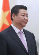War against corruption: Chinese President Xi Jinping.