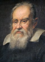 Australian Aboriginals knew more about tides than astronomer Galileo Galilei. <em>Painting by Justus Sustermans</em>