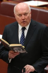 Arts Minister George Brandis has released a few more details about the new Book Council of Australia.