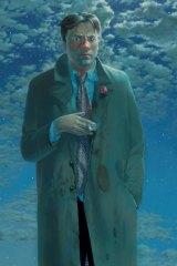 Tim Storrier's winning portrait